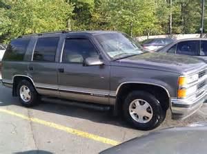99 Chevrolet Tahoe 99 Chevy Tahoe Autos Post