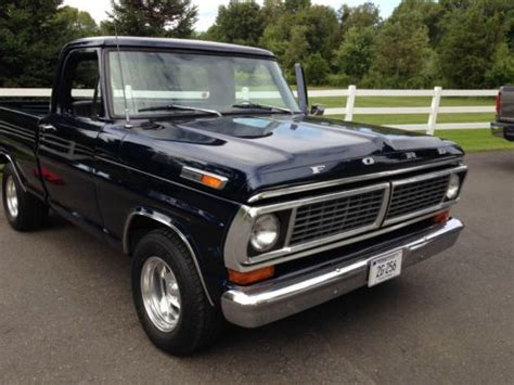 1970 ford f100 2wd regular cab for sale near summerville south carolina 29483 classics on purchase used 1970 f100 custom 2wd pickup in thomaston connecticut united states for us
