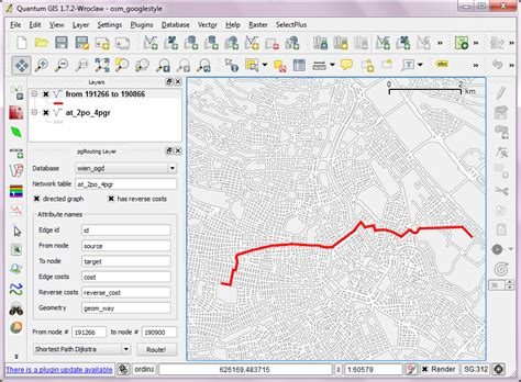 coding shortest route osm2po part 2 pgrouting on osm the easy way free and