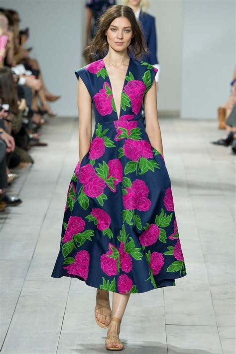 dia spring summer 2014 couture the rainbow collection pin michael kors spring summer 2015 the slow pace