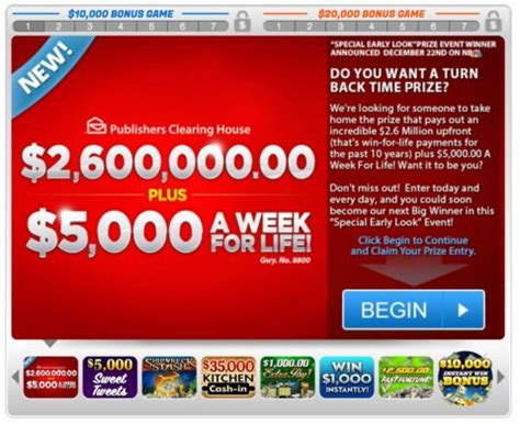 Play From Home Sweepstakes - pch is the play from home sweepstakes king pch blog