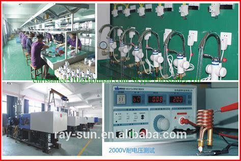 Kran Untuk Water Heater Digital Display Kitchen And Bathroom Electric Water