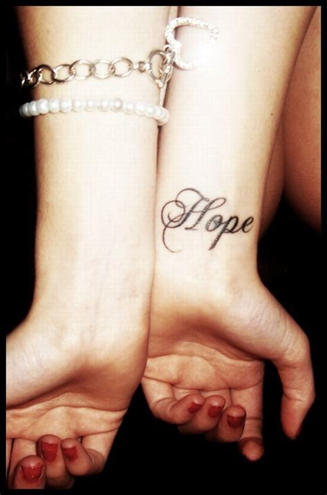 tattoo quotes hope quotesgram