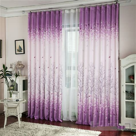 print curtains and window treatments perforated hooks butterfly print door window curtain