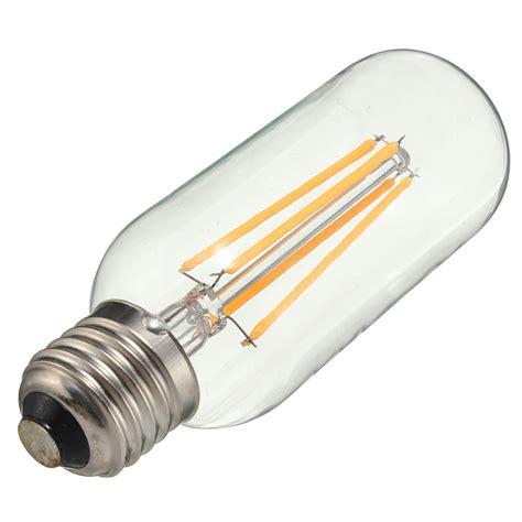 kingso t45 e26 e27 dimmable edison led bulbs warm white