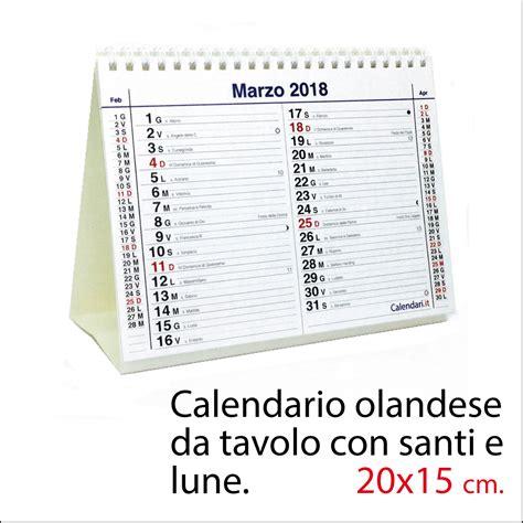 creare calendari da tavolo calendari it calendario 2018 calendari 2018