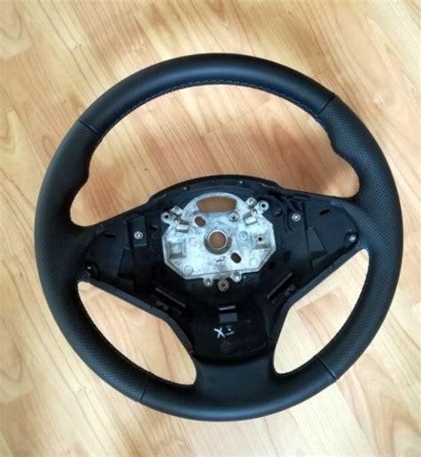 volante bmw x3 kozeny volant bmw x3 x5 x6 e53 e70 e71
