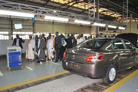 peugeot nigeria pan unveils generation peugeot 3008 in nigeria