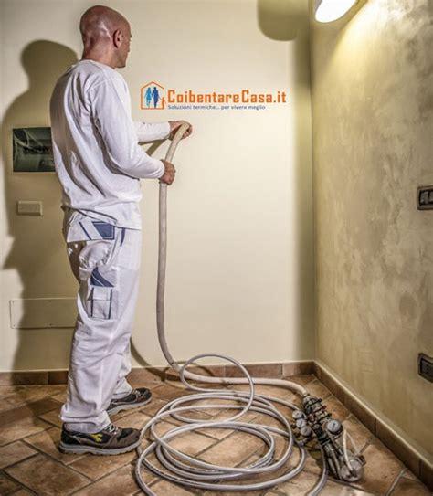 coibentazione interna coibentazione e isolamento termico pareti interne