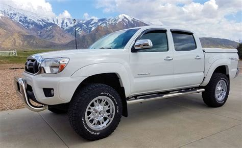Toyota Tacoma For Sale In Utah Toyota Tacoma Lifted In Utah For Sale Used Cars On