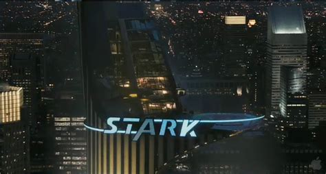 Iron Man 2 Marvel Comics Stark Industries Tony Wallpaper avengers trailer 2 stark tower korea tech blog