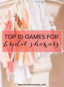 Bridal shower favors parisian party bridal shower games set of 10