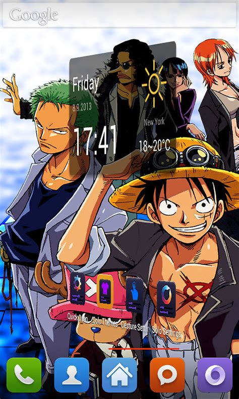 free download themes for android one piece one piece theme free android theme download download the