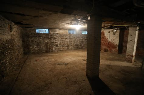 the basement haunted house basement locker room abandoned rhode island school 3872 2592 creepy high school basement