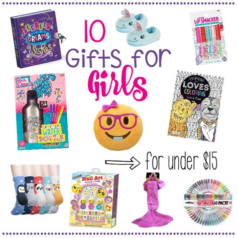 best gifts for girls aged 10 10 gifts for for 15 squared