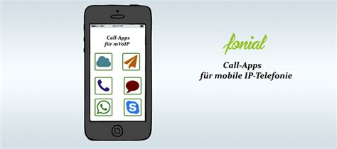 mobile voip app kostenlose call apps f 252 r mobile ip telefonie