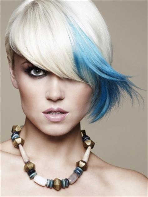 ways to dye short hair cool ways to dye your hair