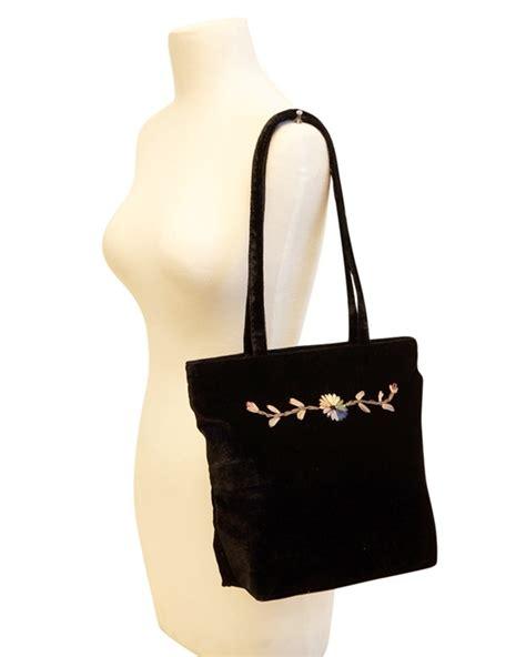 Velvet Tote Bag 8616 velvet tote bag