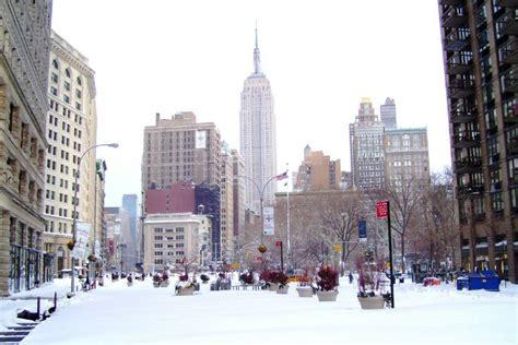 imagenes de nueva york invierno m 233 t 233 o new york les 4 saisons de la grosse pomme