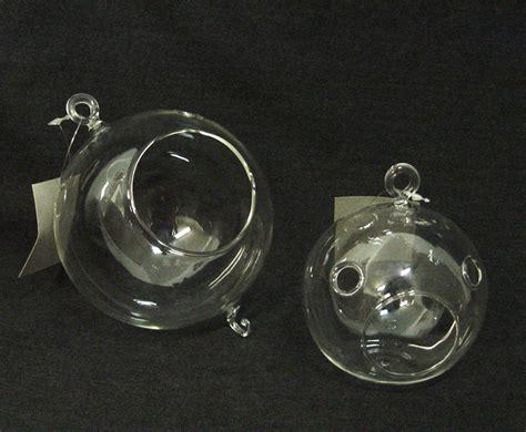 glass globe vase hanging glass globe vase 171 wholesale flowers supplies