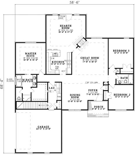 southwestern house plans southwestern house plan 151034 ultimate home plans