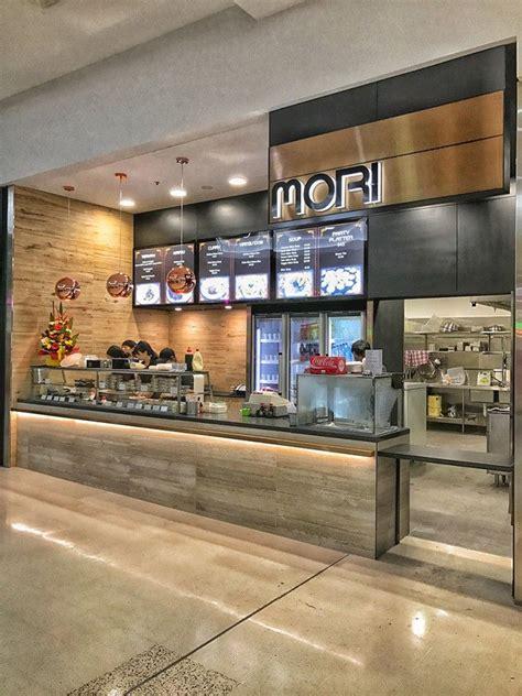 mori sushi burleigh town centre cafe interior design