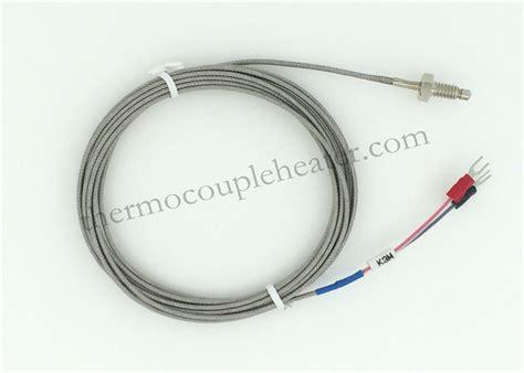 Thermocouple K Temperature Probe Sensor Temp M6 Suhu Temperatur 1 j type m5 m6 screws thermocouple temperature sensor with