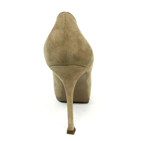 Sandal St Yves Size Lihat Box 2 ysl yves laurent tribtoo 80 suede shoes in box size 37 for sale at 1stdibs