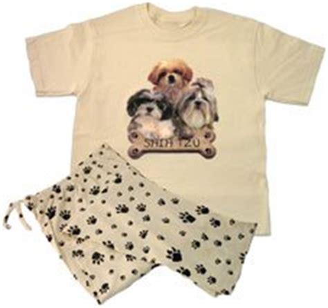 shih tzu pajamas shih tzu pajamas clothing