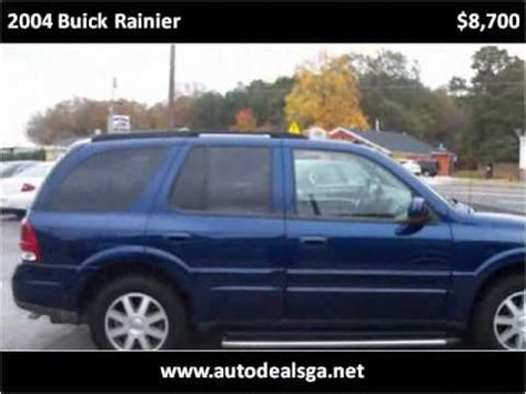 online car repair manuals free 2004 buick rainier parental controls 2004 buick rainier problems online manuals and repair information