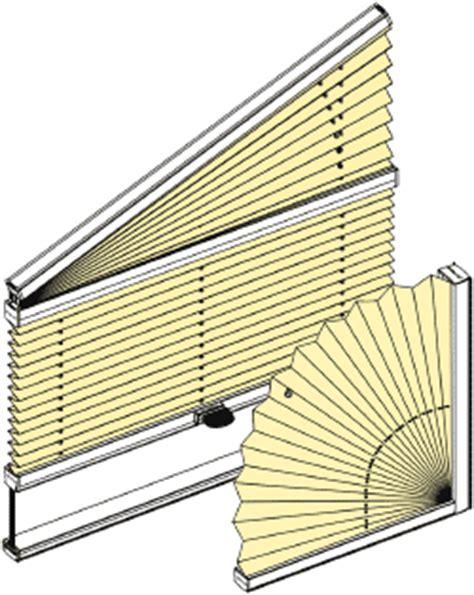 jalousie gaube plissee faltstores f 252 r fenster in sonderformen sundiscount