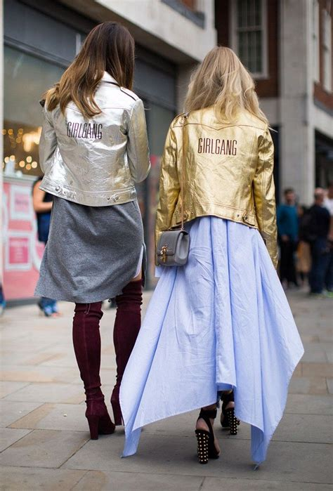 london fashion week street style spring 2017 see all the