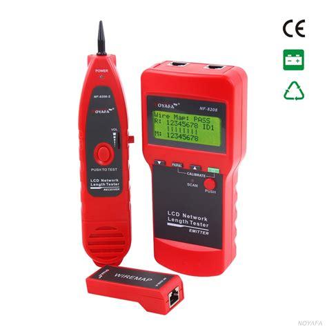 Tester Original original rj45 network cable tester ethernet cable tester