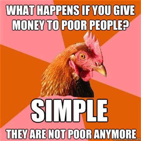 Poor Meme - poor people meme
