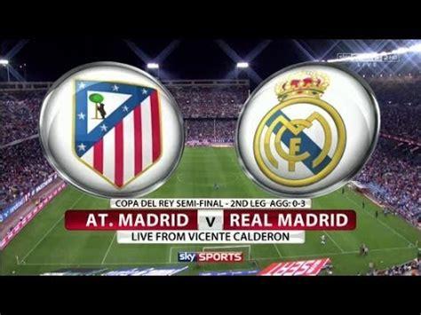 detiksport real madrid vs atletico real madrid vs atletico madrid final liga chion 2014