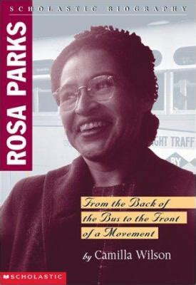 rosa parks biography for students buy new used books online with free shipping better