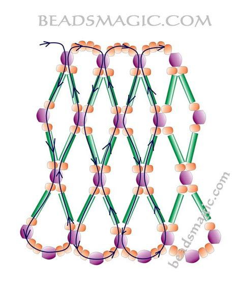 pattern jam plus 17 best images about jam beads patterns necklaces and beads