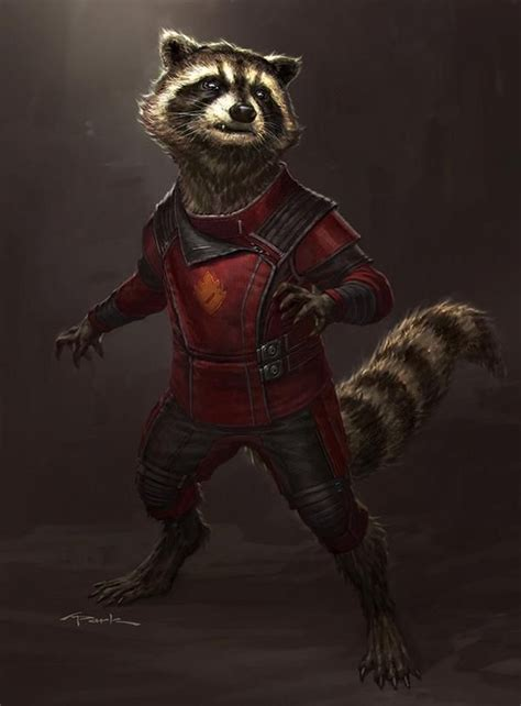 marvel film with raccoon 93 best character concept design film tv images on
