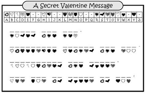 s day secret message 14 best images of free printable word search