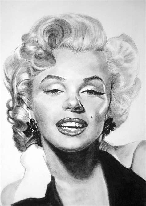 marilyn monroe zeichnung saatchi art sold marilyn monroe drawing by frency vi