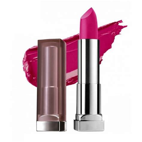 Maybelline The Powder Mattes Lipstick maybelline new york introduces new color sensational powder matte lipsticks