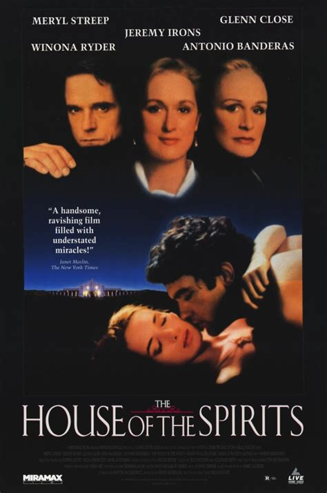 the house of the spirits the house of the spirits movie posters from movie poster shop