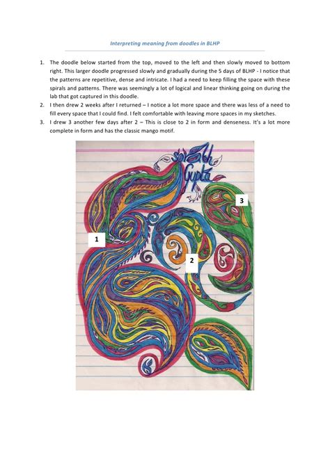 doodle meaning in becoming whole finding meaning in doodles and curls