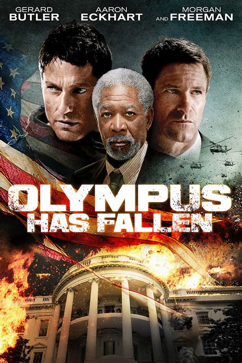 new film fallen one new thing daily white house down vs olympus has