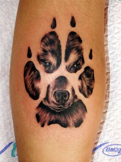 wolf print tattoo tattoos on catchers and