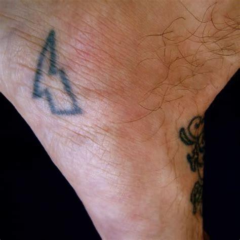 energy tattoo designs energy symbol on finger