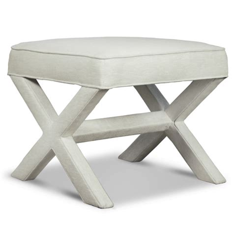 X Stool by Copy Cat Chic Jonathan Adler X Bench