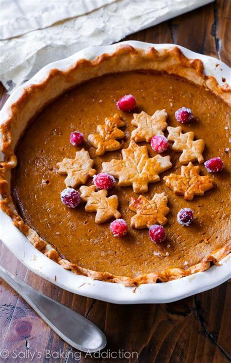 the great pumpkin pie recipe sallys baking addiction