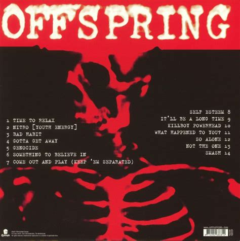 The OFFSPRING Smash (remastered) vinyl at Juno Records. The Offspring Smash Full Album