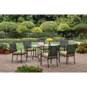 Patio Dining Sets Seats 6 by Braddock Heights 7 Piece Patio Dining Set Seats 6